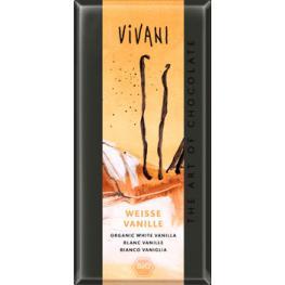 Chocolate Blanco Con Vainilla 100 Gr Bio
